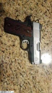 For Sale: Springfield micro compact 1911