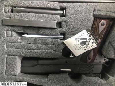 For Sale: Springfield 9mm range officer