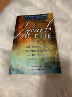 NEW Hearts of fire