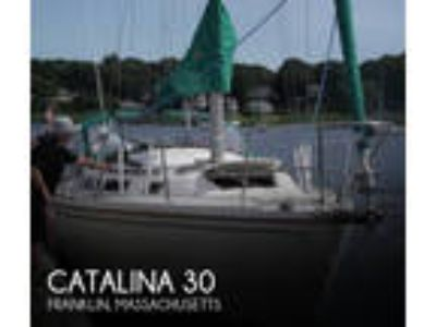 Catalina - 30 Tall Rig