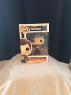 Eleventh Doctor POP! Figure