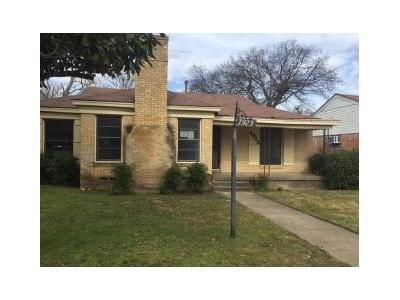 2 Bed 1 Bath Foreclosure Property in Dallas, TX 75203 - Somerset Ave