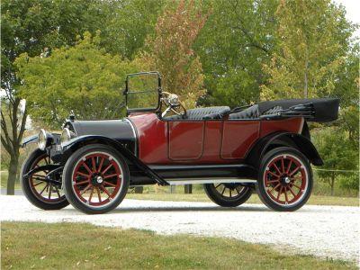 1915 Chevrolet Custom