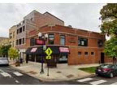 North Center - 2-Story Building with Pizza/BBQ Restaurant Business for Sale
