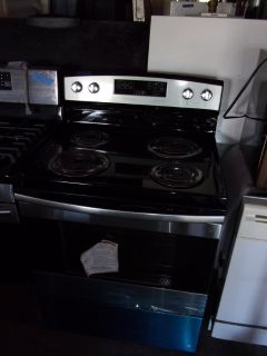 New Amand Electric Stove