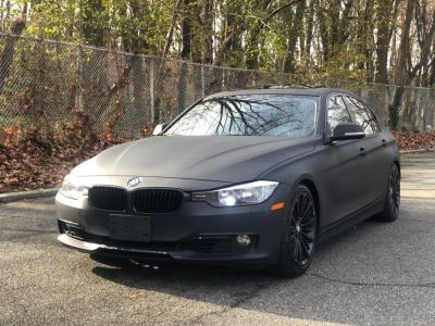 2014 BMW MDX 328i xDrive (black)