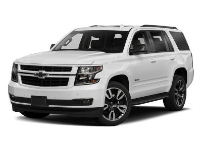 2018 Chevrolet Tahoe LTZ (Tungsten Metallic)