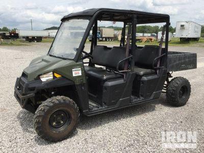 2015 Polaris Ranger Crew 570 4x4 Utility Vehicle