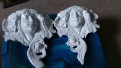 Two Great Resin Planters