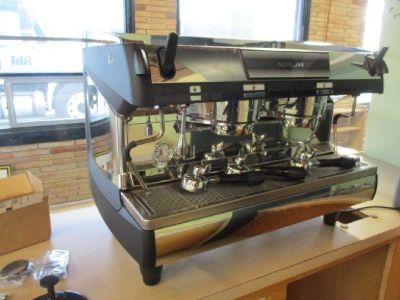 2017 Aurelia II Espresso Machine w/ Grinder RTR# 8081337-01