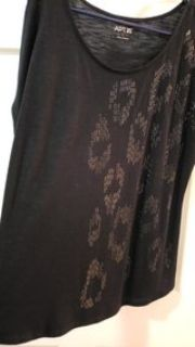 Black Apt 9 Lg ladies top
