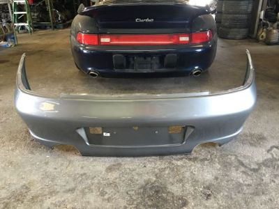 Sell We Ship - 01-05 Porsche996 911 Turbo Rear Bumper L6B4 Paint code motorcycle in Tampa, Florida, United States, for US $749.99