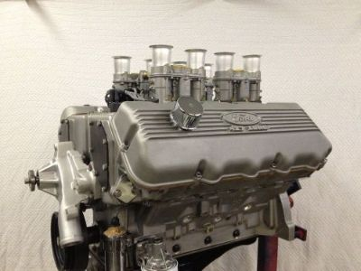 Purchase CUSTOM BUILT 427 SOHC FORD ENGINE 504CI CUSTOM WEBER INTAKE INTRODUCTORY PRICE motorcycle in Leesport, Pennsylvania, United States, for US $37,995.00