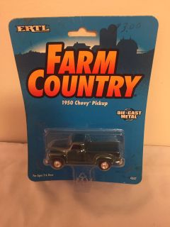 Farm Country 1950 s Chevy Pick up Vintage 1996 Dir Cast Metal