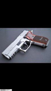 For Sale/Trade: Sig Sauer 220R3-45-SSE P220 Carry Elite
