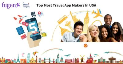 FuGenX – Top travel app makers in USA