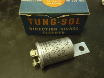 Sell NOS TRUN SIGNAL FLASHER 40 41 42 46 47 48 BUICK CADILLAC PACKARD NASH OEM NEW motorcycle in Salem, Iowa, United States, for US $29.95