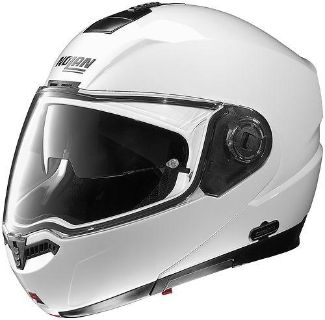 Purchase Nolan N104 Modular Solid Motorcycle Helmet Metallic White X-Small motorcycle in South Houston, Texas, US, for US $404.95