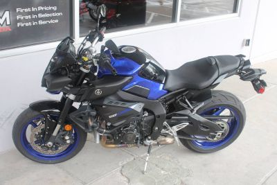2018 Yamaha MT-10 SuperSport Motorcycles Allen, TX