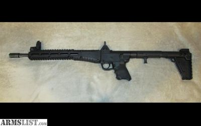 For Sale: Kel-Tec Sub2000 Gen 2 9mm Glock 19 Model New w/ MCarbo Upgrades