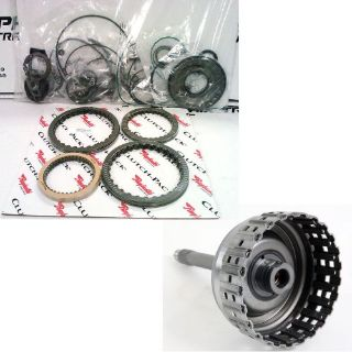 Purchase ZF ZF5HP24A TRANSMISSION Rebuild Kit + F Piston A Clutch Drum Filter 1995-2006 motorcycle in Saint Petersburg, Florida, United States, for US $534.95