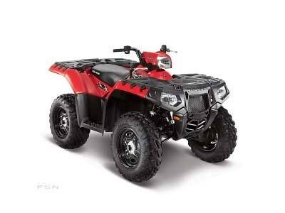 2010 Polaris Sportsman 850 XP Utility ATVs Weedsport, NY