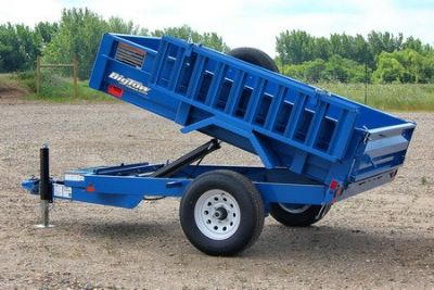 2018 Other B-3HD Dump Trailer