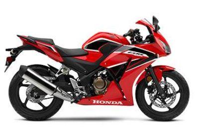 2017 Honda CBR300R Sport Motorcycles Ontario, CA