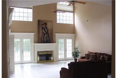 Luxurious Custom Katy Home located off scenic Fry. Carport parking!