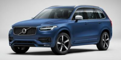 2019 Volvo XC90 R-Design (White)