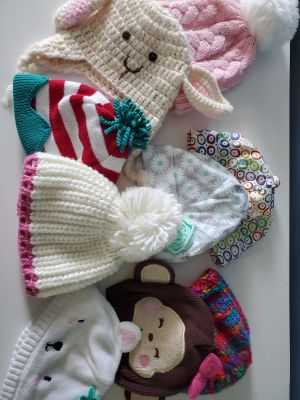 10 Baby Hats