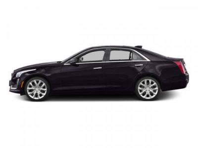 2015 Cadillac CTS 2.0T Luxury Collection (Majestic Plum Metallic)