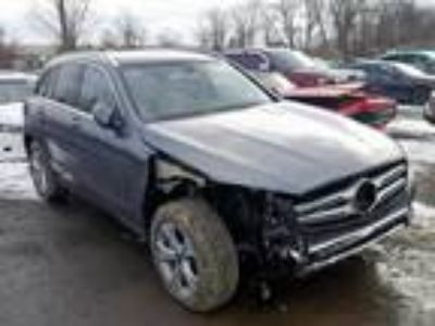 Salvage 2018 MERCEDES-BENZ GLC 300 4MATIC for Sale