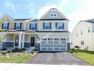 Spacious 4-Bedroom Carriage House for Rent - 323 Quarry Point Road - Great Valley School District