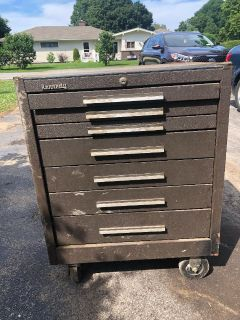 Kennedy 7 drawer roller tool cabinet