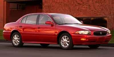 2003 Buick LeSabre Custom (Sterling Silver Metallic)