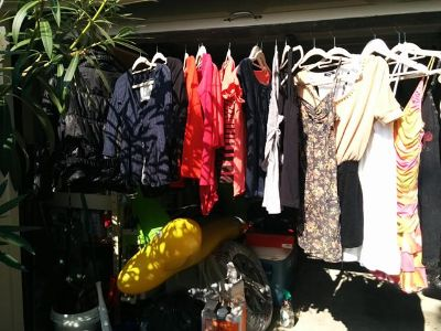 Today Saturday Garage Sale