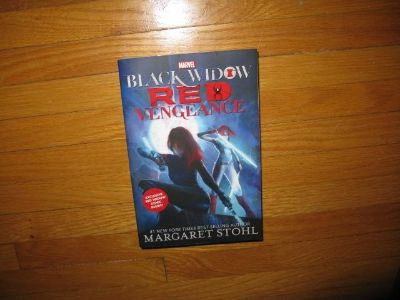 MARVEL - Black Widow: Red vengeance (439 pages)