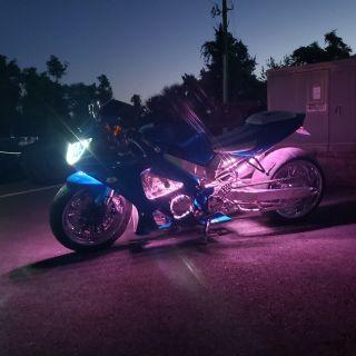 2000 Honda CBR 929RR