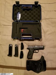 For Sale: S&W MP40 with IWB Holster