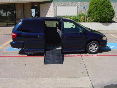 2004 Dodge Grand Caravan SXT (BLUE)