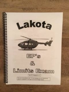 Lakota EP's and Limits Exam