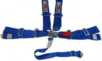 Buy 5 Point Harness Seat Belt SFI Certified Latch and Link Style BLUE - Latest Date motorcycle in Des Moines, Iowa, United States, for US $49.99