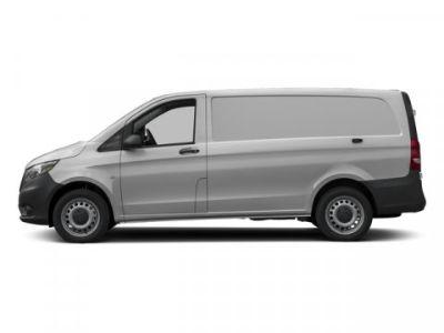 2017 Mercedes-Benz Metris Cargo Van Cargo (Arctic White)