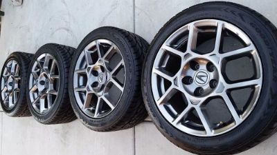 "Buy 17"" ACURA TL 2007-2008 FACTORY OEM WHEELS RIMS TIRES 71763 motorcycle in Poway, California, United States, for US $998.00"