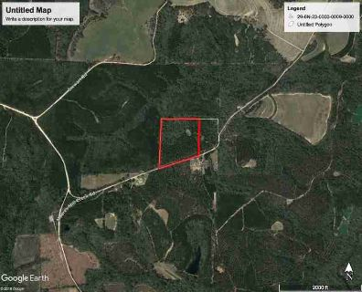 30.5 AC Moores Mill Creek Road Baker, Lots of road front