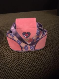 Carrying bag for plush or dolls