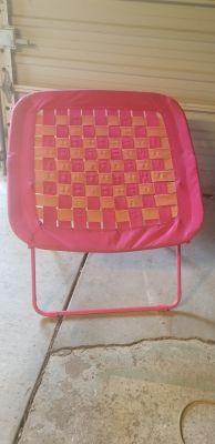 Kids elastic bounce chair
