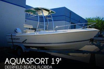 2000 Aquasport 200 Osprey