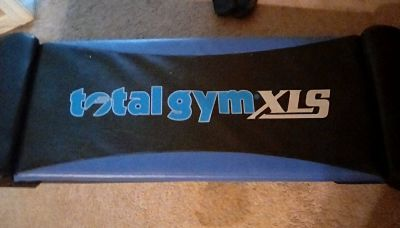 Total gym with extra parts!!